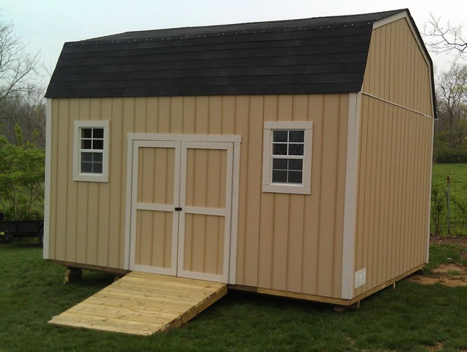 Shed pricing for Gambrel barn prices