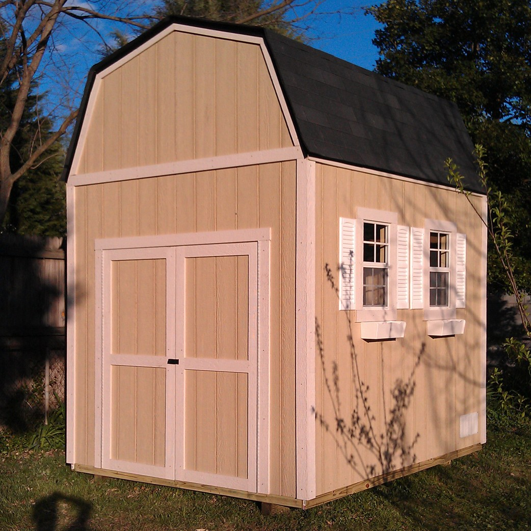 Building a tough shed garage garage designs for Gambrel barn prices