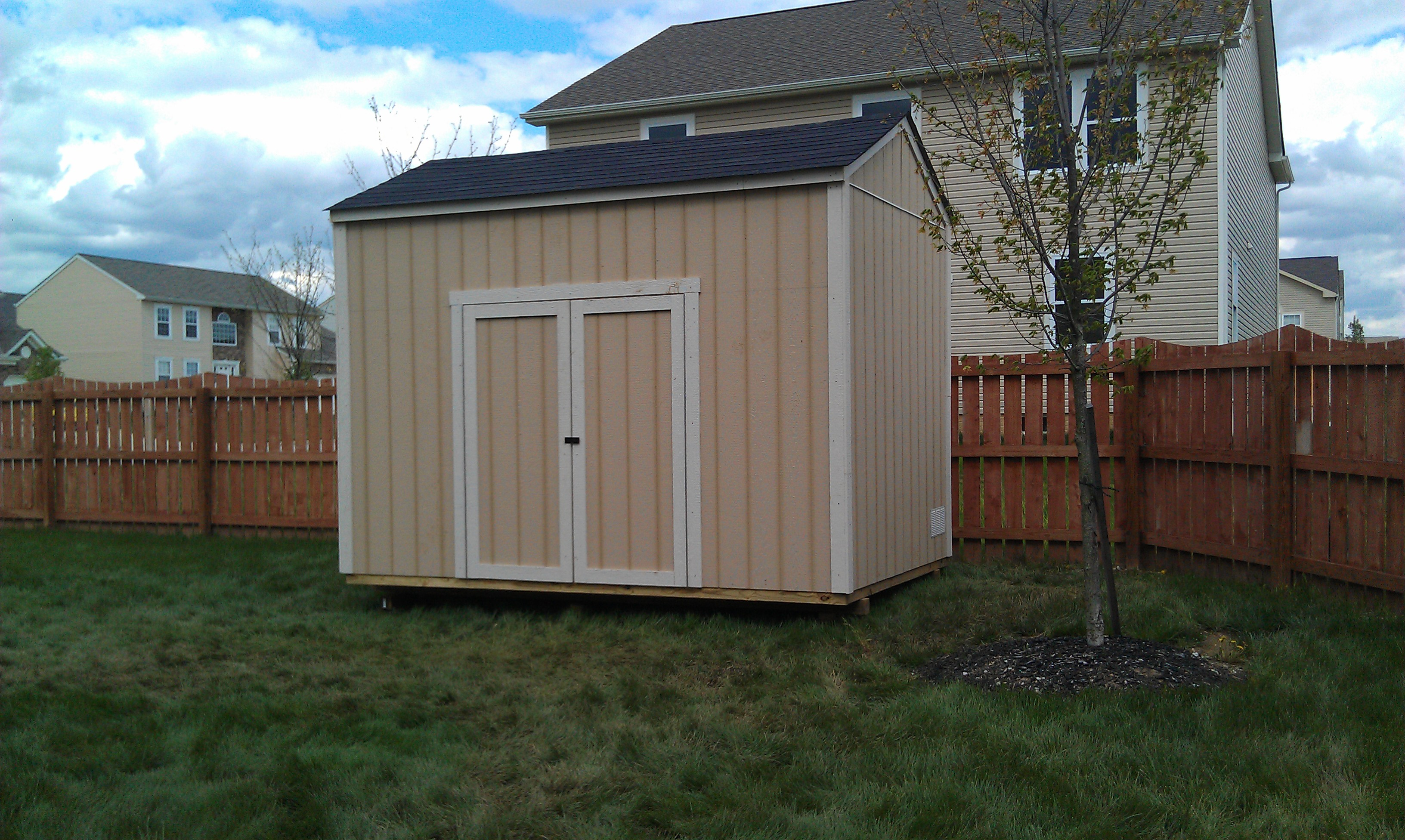 Tifany blog 12 x 8 pent shed plans for Garden shed 8x5